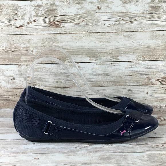 Puma Bixley Glamm Womens 7 Ballerina Flats